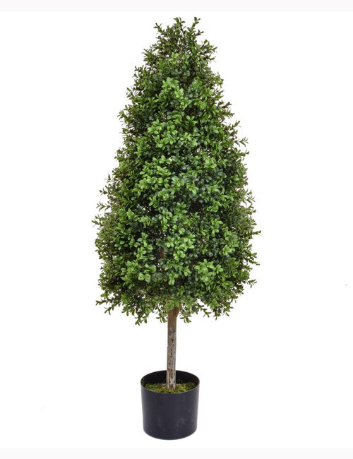 120cm Buxus Tower